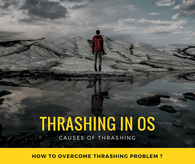 causes of thrashing and how to overcome thrashing