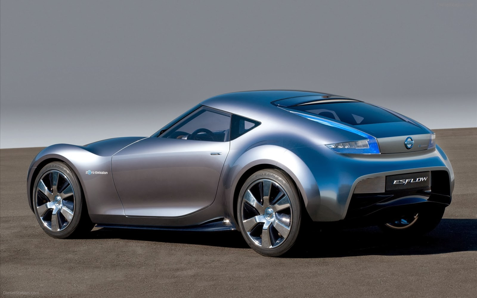 "Nissan ""seriously testing"" wheel motor powered 380Z like ..."