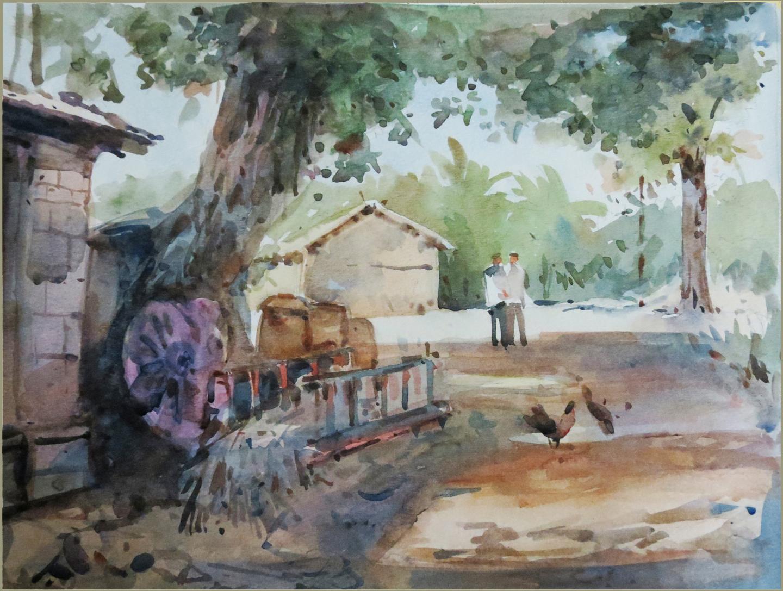 X video indian village-7496