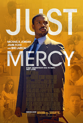 Just Mercy 2019 Movie Poster 2