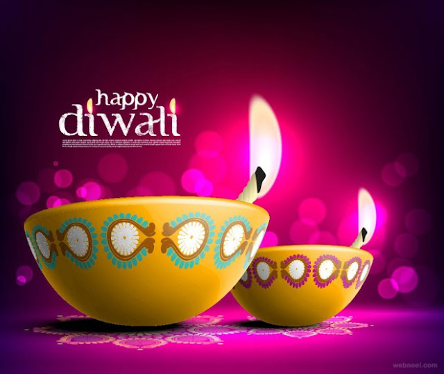 Best Wishes on Diwali for your Family