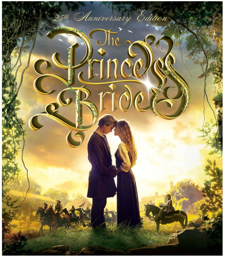 the princess bride film review For me, the princess bride is a movie that can be enjoyed on many levels on the one hand it is a love story, on the other it is a comedy and on a third hand, one that i should probably see a doctor about, it is a fantasy adventure.