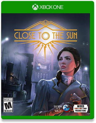 Close To The Sun Game Cover Xbox One