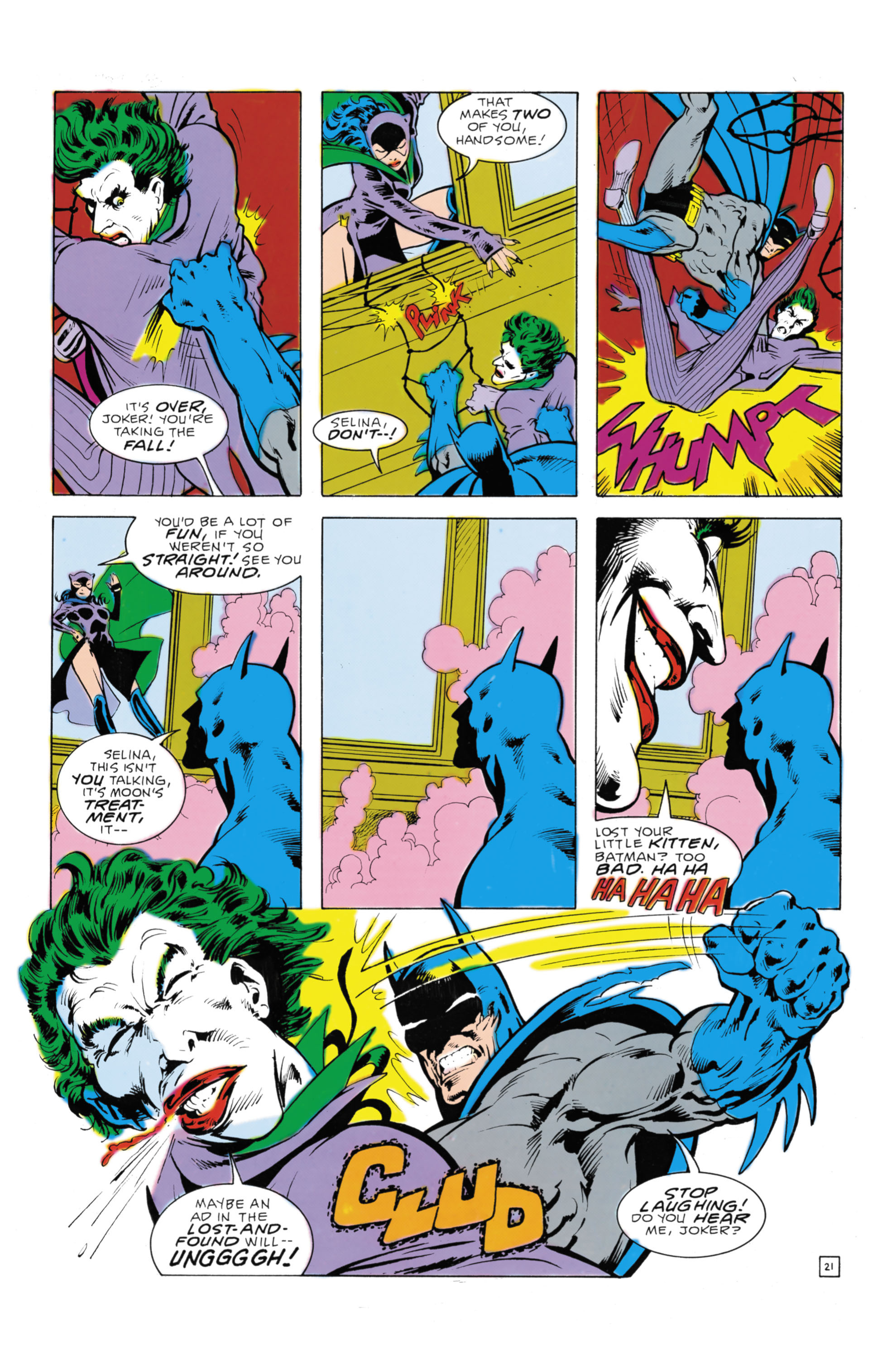 Detective Comics (1937) 570 Page 21