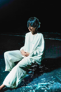 Kenshi Yonezu (米津玄師) - Umi no Yuurei (海の幽霊) lyrics 歌詞 terjemahan kanji romaji indonesia english translation song detail watch official MV YouTube Kaijuu no Kodomo (海獣の子供) / Children of the Sea movie theme song