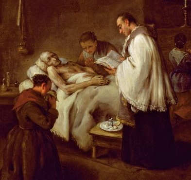 what are the symbols of anointing of the sick and dying What are the symbols of anointing of the sick and dying the anointing of the sick what is the anointing of the sick is a sacrament of the catholic church that is.