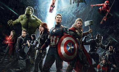 Avangers Infinity War HD Wallpaper