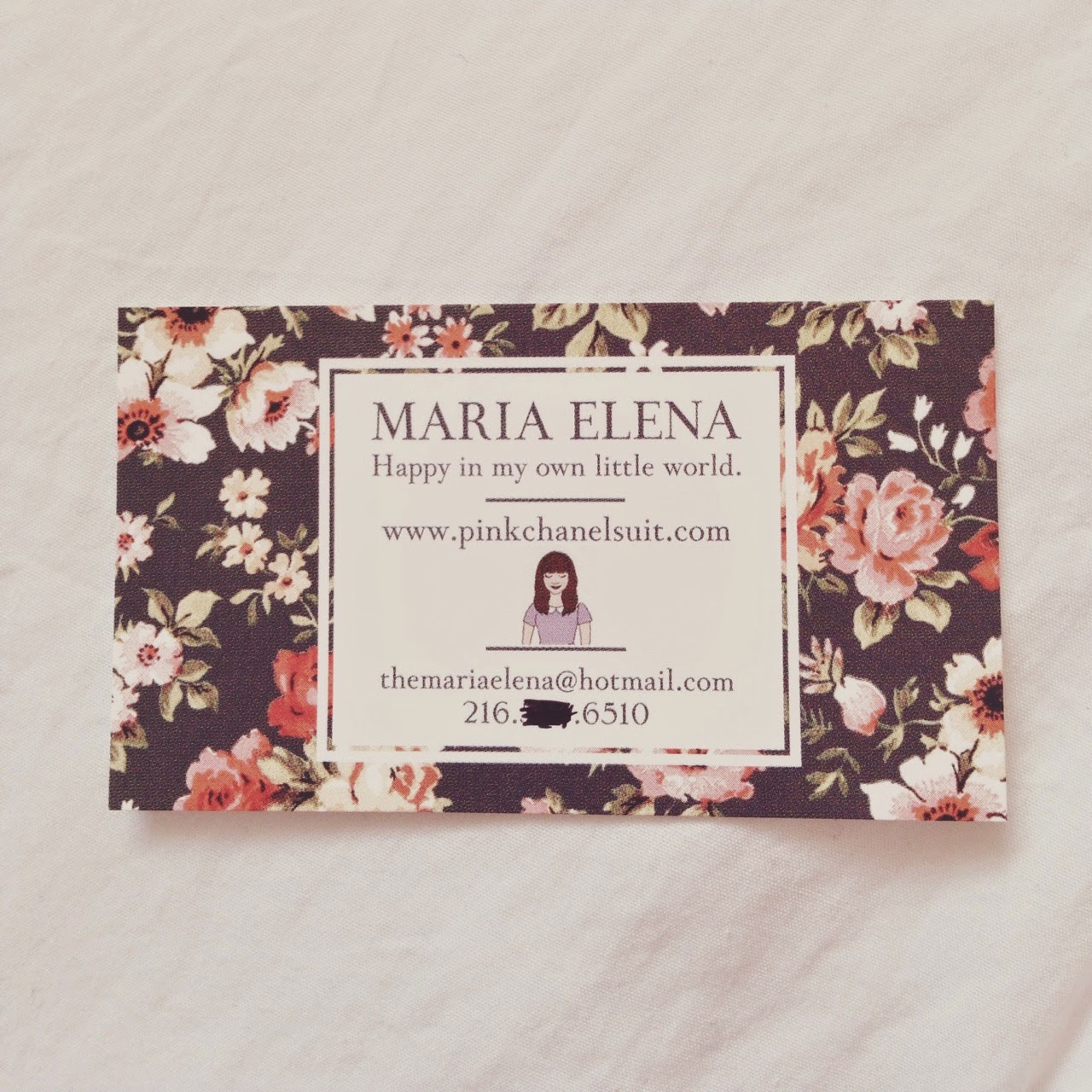 Why I Don T Have My Le On Business Cards