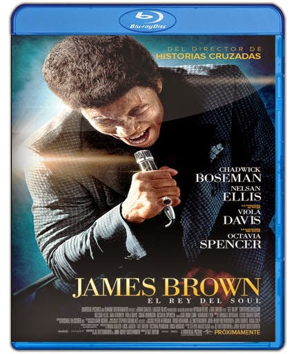 James Brown El Rey del Soul 1080p HD Latino