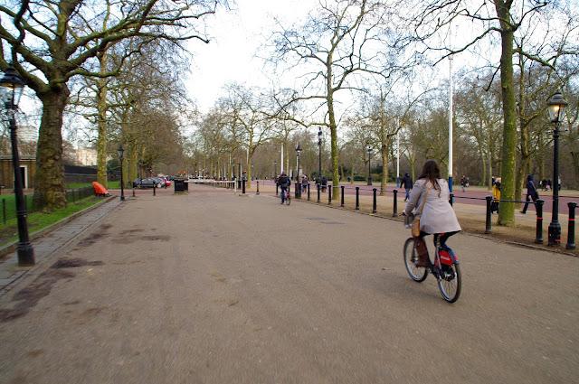 Santander Bikes London