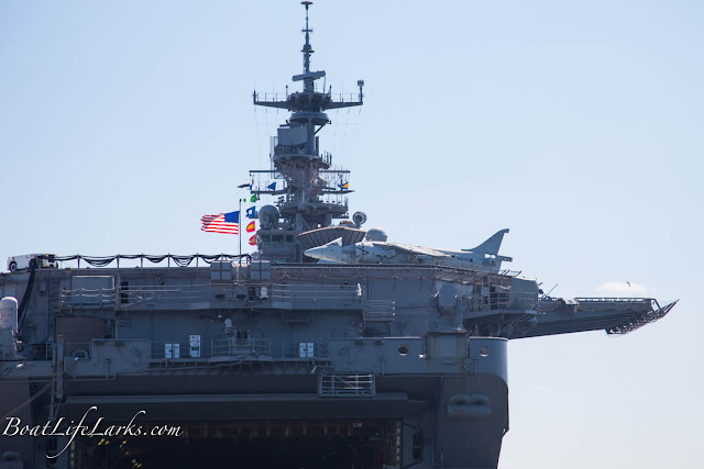 Aircraft Carrier, Hampton Roads