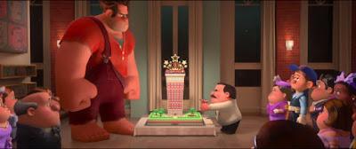 Wreck-It Ralph 2012 Disney movie still John C. Reilly Sarah Silverman Jack McBrayer