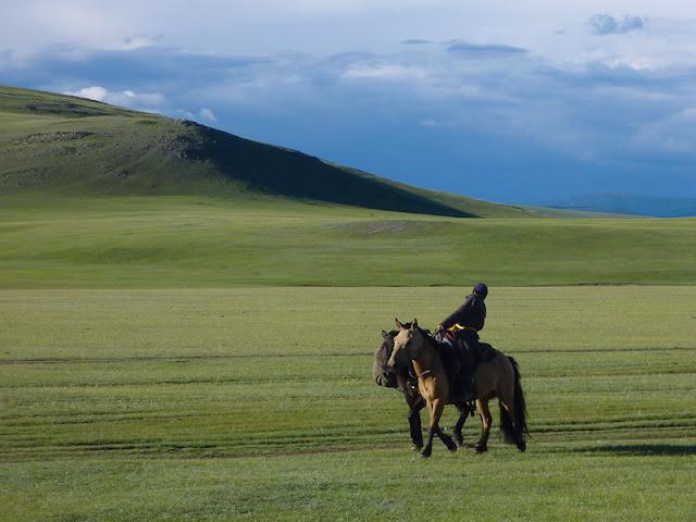 Josema Urrestarazu. Mongolia