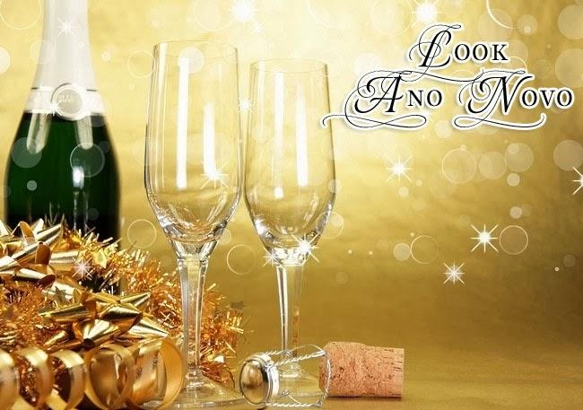 Look Inspiração - Ano Novo