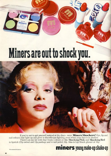 Miners make up
