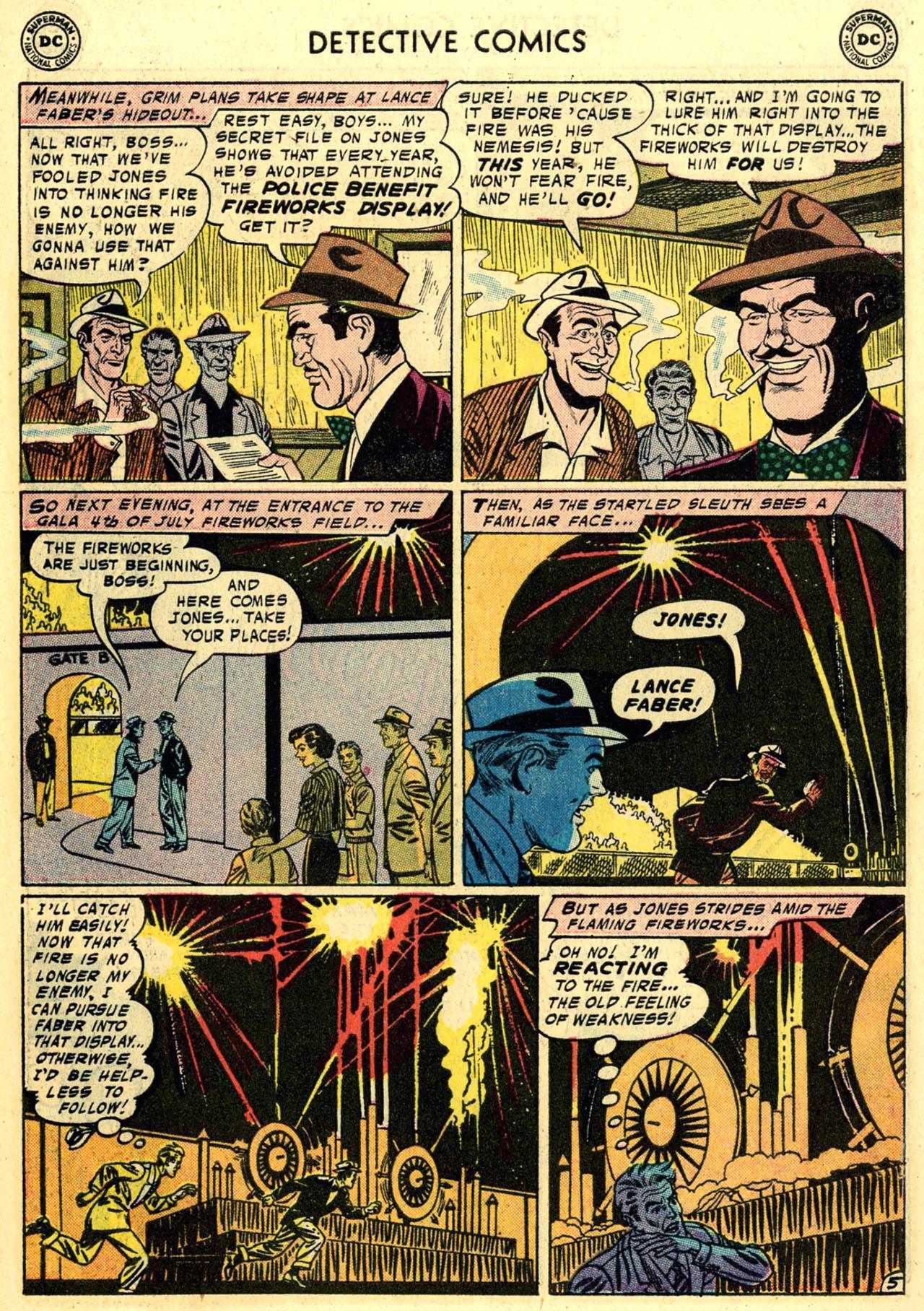 Read online Detective Comics (1937) comic -  Issue #245 - 31