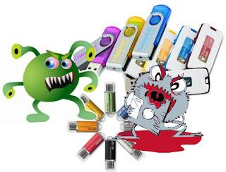 Cara Ampuh Membersihkan Virus Shortcut Tanpa Antivirus