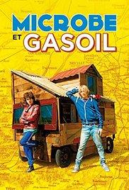 Microbe et Gasoil – Legendado (2015)