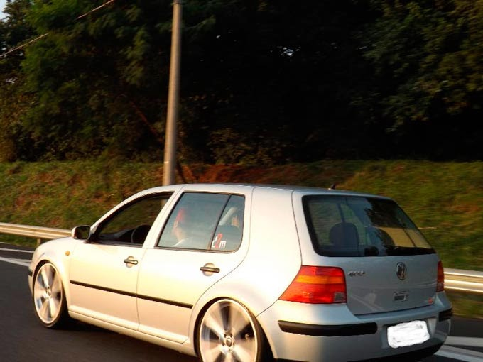 golf rebaixado only cars - photo #23