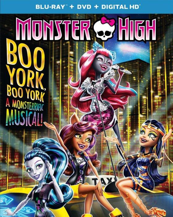 Liceul Monștrilor –  Boo York – Boo York Dublat In Romana Desene Animate