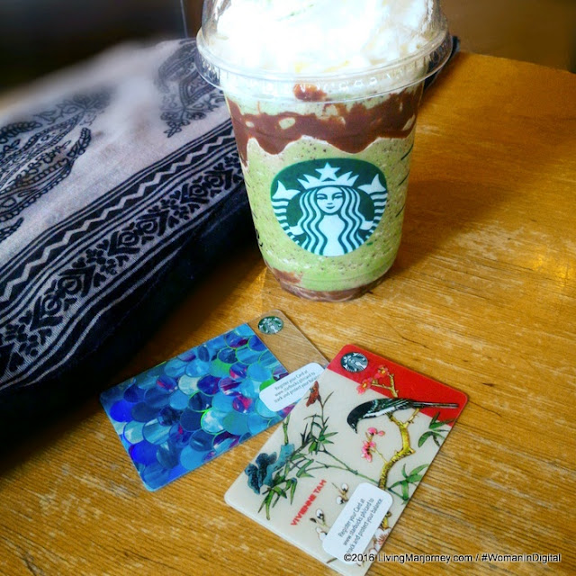 WID-Vivienne Tam Iconic Design on a Starbucks Card