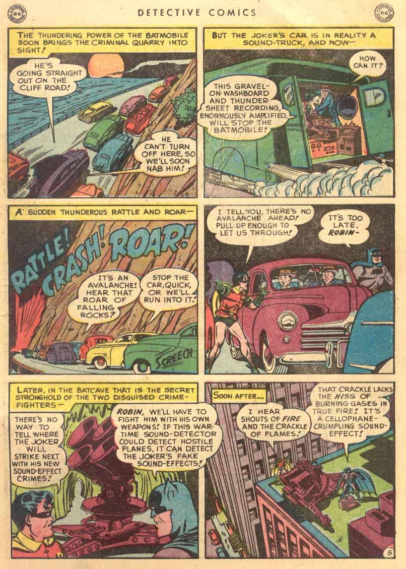 Read online Detective Comics (1937) comic -  Issue #149 - 7