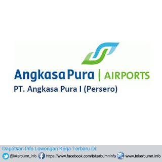 Lowongan Kerja BUMN PT. Angkasa Pura I (Persero) 2017