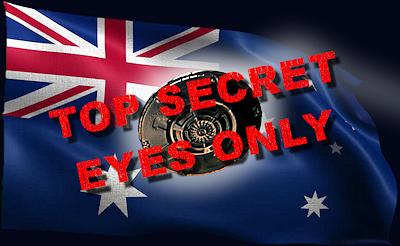 Australian UFO Files