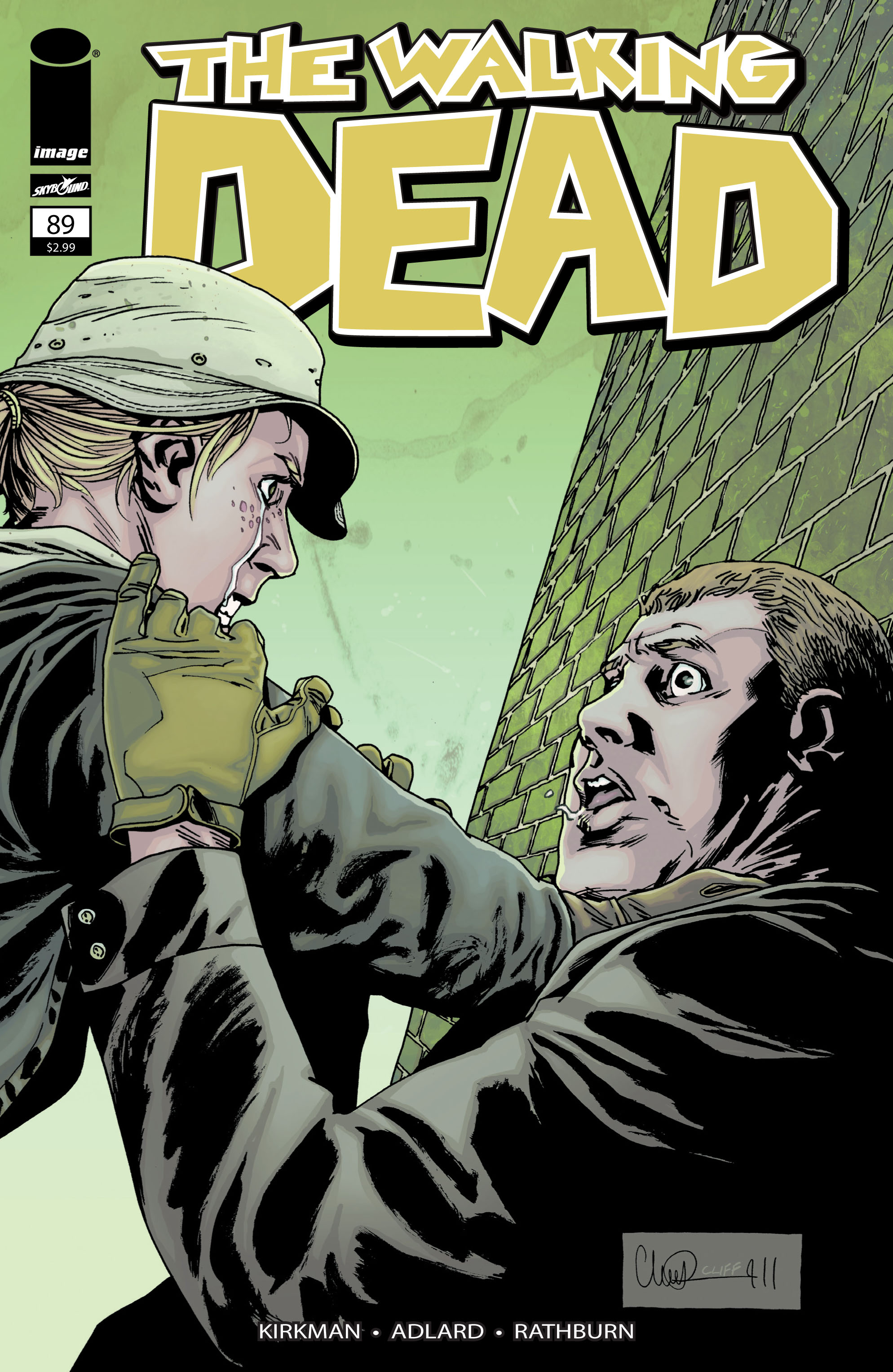 The Walking Dead 89 Page 1