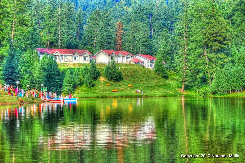 Banjosa Lake, Rawalakot, Pakistan 5 Best Places To Discover In Pakistan
