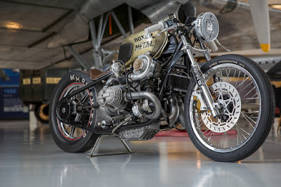BMW R100 Twin Turbo