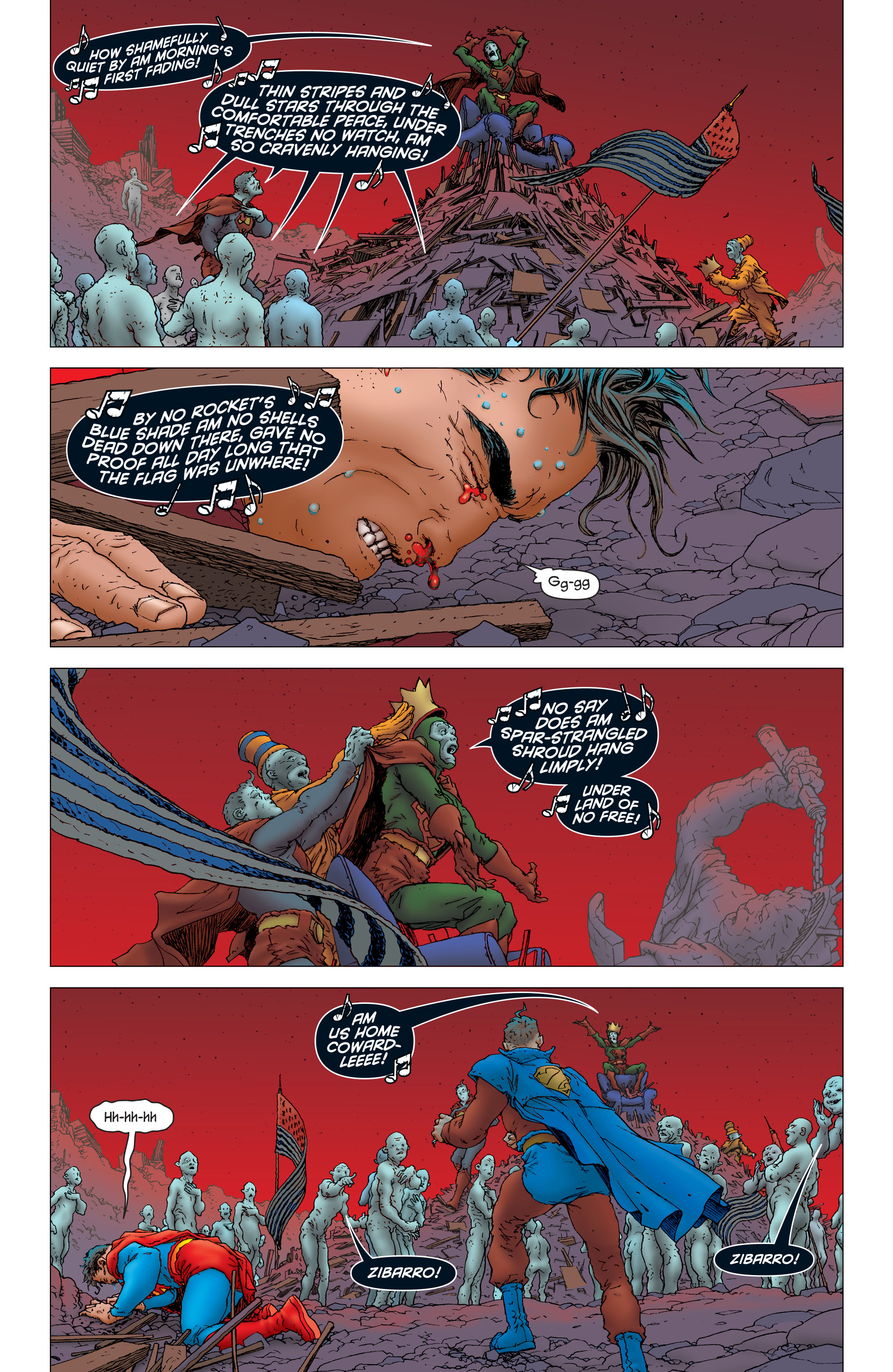 Read online All Star Superman comic -  Issue #8 - 17