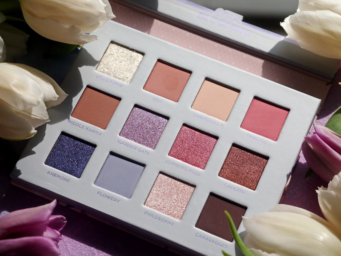 NABLA Soul Blooming Eyeshadow