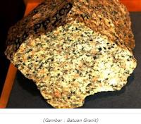 Pengertian batuan beku dan jenisnya