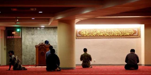 Masjid Bintaro Xchange