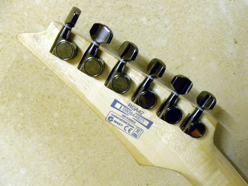 The Guitar Dater Project - Ibanez Serial Number Decoder