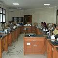 Komisi B DPRD Karawang Laksanakan Rapat Kerja Peremajaan Pasar Cilamaya,