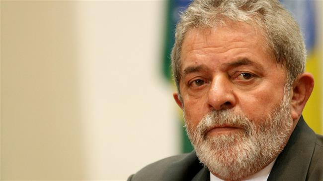 Former Brazil President, Luiz Inacio Lula da Silva