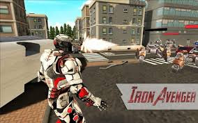 latest iron avengers origin for android and pc