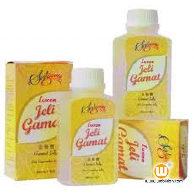 Obat Herbal Eksim Jelly Gamat Luxor