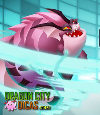 Dragão Burbi - Informações