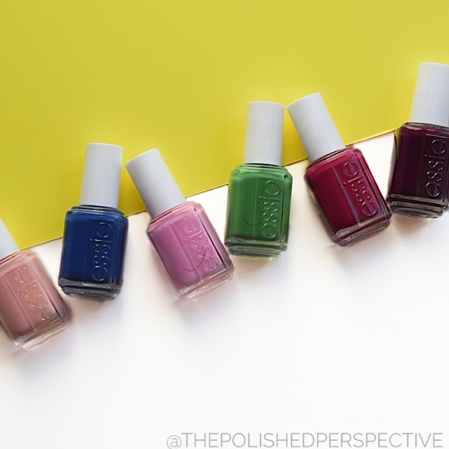 essie california besties swatch