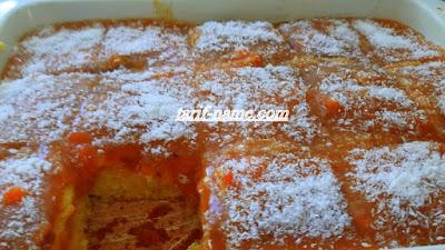 Havuçlu pasta tarifi hazırlanışı