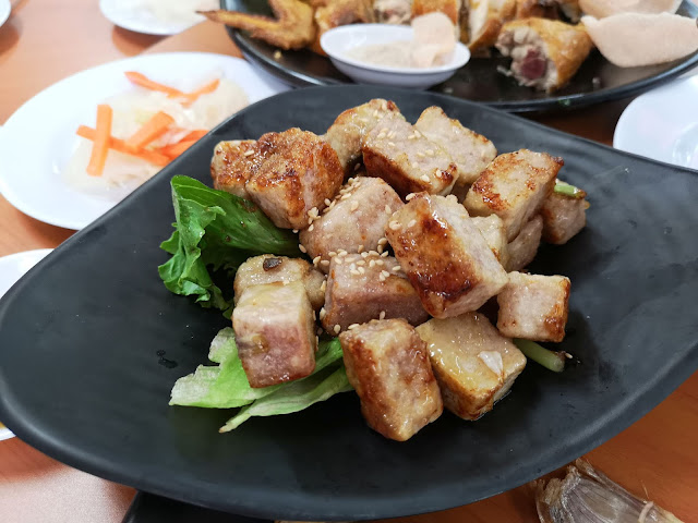 莆田炒酥芋头