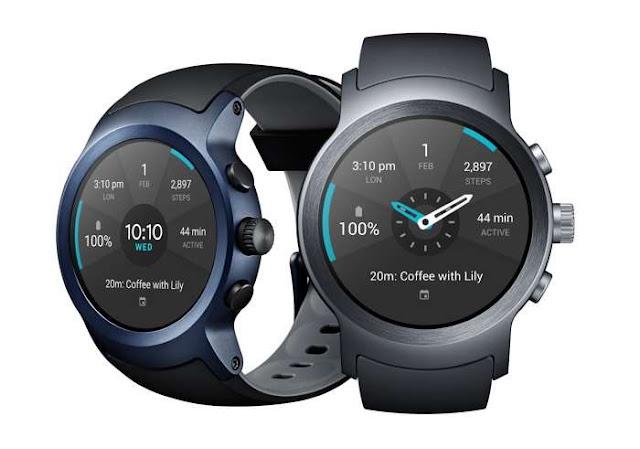 LG Watch Sport Smartwatch