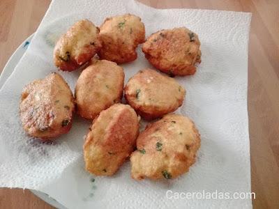 bolas de cocido madrileño