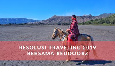 Resolusi Traveling 2019 bersama RedDoorz