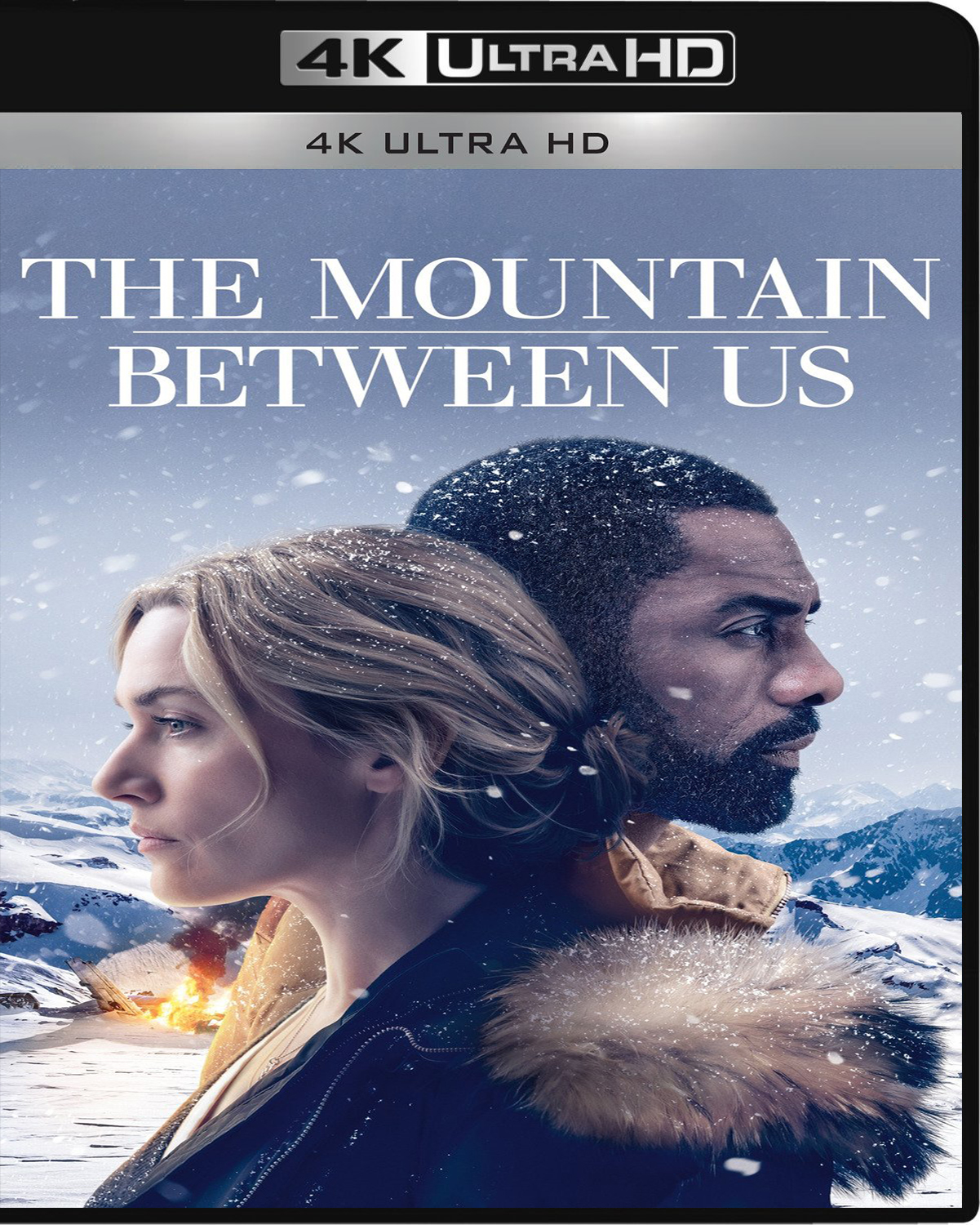 The Mountain Between Us [2017] [UHD] [2160p] [Latino – Castellano]