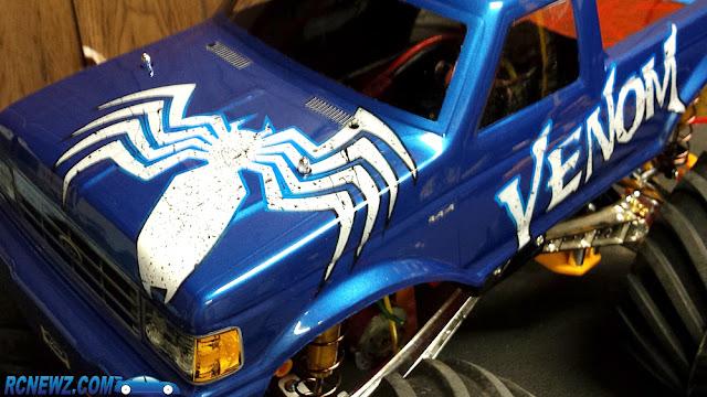 Tamiya Clod Buster Custom Paint