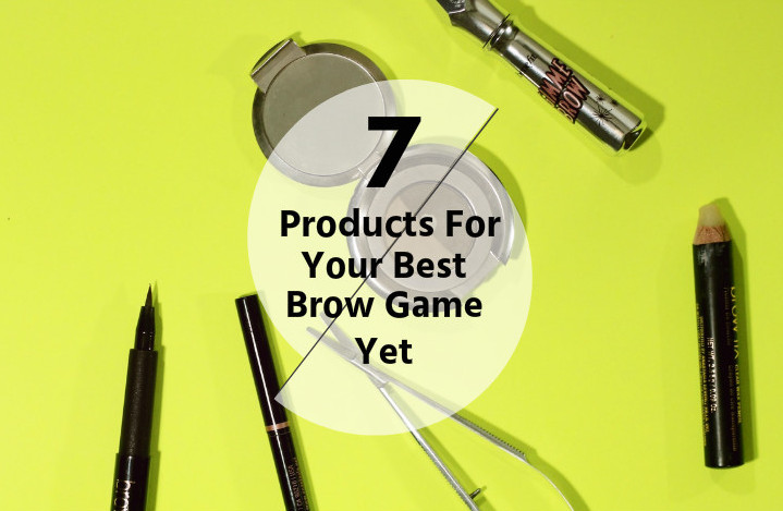 The Brow Game | #BeautyTalk